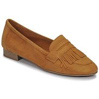 Zapatos Mujer Mocasín André BARCELONA Amarillo