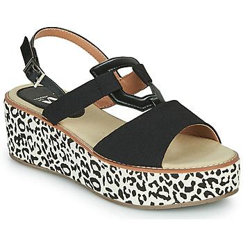 Zapatos Mujer Sandalias Vanessa Wu MIGLOS Negro