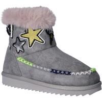 Zapatos Niña Botines Pepe jeans PGS50152 ANGEL Gris