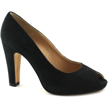 Zapatos Mujer Zapatos de tacón Anna F. ANN-OUT-41090 Nero