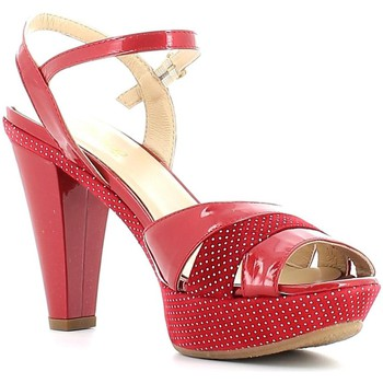 Zapatos Mujer Sandalias Grace Shoes CR55 High heeled sandals Mujeres Red