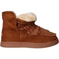 Zapatos Niños Botas de nieve MTNG 47881 Marr?n