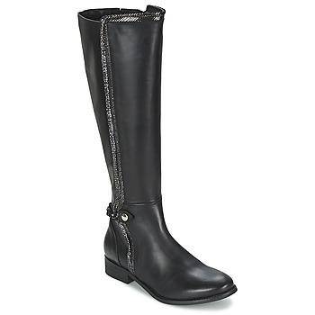 Zapatos Mujer Botas urbanas Regard ROBALO Negro