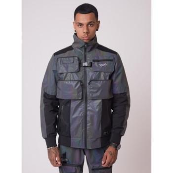 textil Hombre cazadoras Project X Paris  Gris