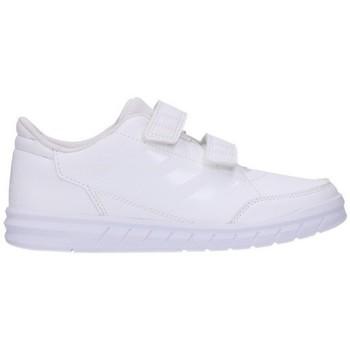 Zapatos Niño Zapatillas bajas adidas Originals D96832 Niño Blanco blanc