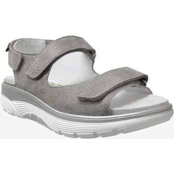 Zapatos Mujer Sandalias Sano De Mephisto Norine Nobuck gris pardo