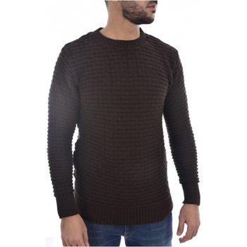 textil Hombre jerséis Goldenim Paris Jersey & Cardigans 1032 castaño