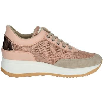 Zapatos Mujer Zapatillas altas Agile By Ruco Line 1304 Rosa polvo