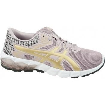 Zapatos Niños Multideporte Asics Gel-Quantum 90 2 GS gris