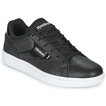 Zapatos Mujer Zapatillas bajas Reebok Classic REEBOK ROYAL CMPLT CLN LX Negro / Blanco / Blanco
