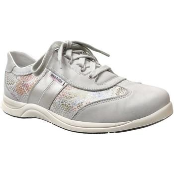 Zapatos Mujer Zapatillas bajas Mobils By Mephisto Liria Cuero gris claro