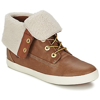Botas de caña baja Timberland GLASTENBURY FLEECE FOLD DOWN