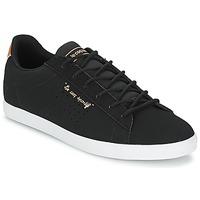 Zapatos Mujer Zapatillas bajas Le Coq Sportif AGATE LO Negro