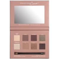 Belleza Mujer Paleta de sombras de ojos Bourjois Palette Yeux 01-place De L'Opéra-rose Nude Edition 1 u