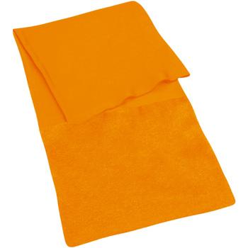 Accesorios textil Niños Bufanda Beechfield B900B Naranja