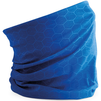 Accesorios textil Bufanda Beechfield B904 Azul Geo