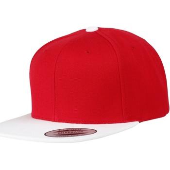 Accesorios textil Gorra Yupoong  Rojo/Blanco