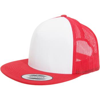 Accesorios textil Gorra Yupoong  Rojo/Blanco/Rojo