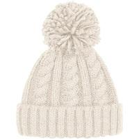 Accesorios textil Gorro Beechfield B480 Blanco