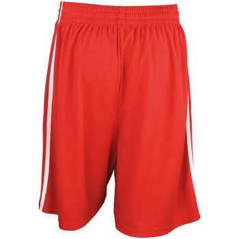 textil Hombre Shorts / Bermudas Spiro S279M Rojo/Blanco
