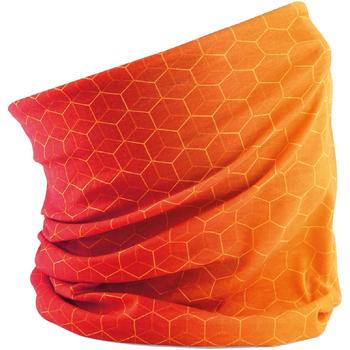 Accesorios textil Bufanda Beechfield B904 Naranja Geo