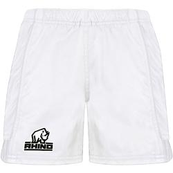 textil Hombre Shorts / Bermudas Rhino RH015 Blanco