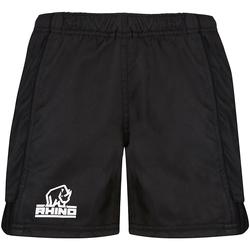 textil Hombre Shorts / Bermudas Rhino RH015 Negro