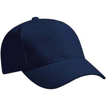 Accesorios textil Gorra Beechfield B65 Azul marino