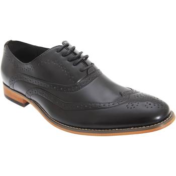 Zapatos Hombre Derbie Goor  Negro