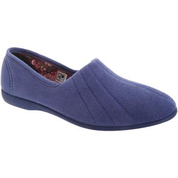 Zapatos Mujer Pantuflas Gbs  Mora