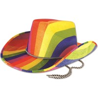Accesorios textil Hombre Sombrero Bristol Novelty  Arco Iris