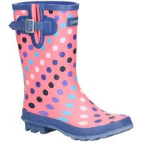 Zapatos Mujer Botas de agua Cotswold  Multicolor