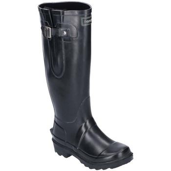 Zapatos Mujer Botas de agua Cotswold  Negro