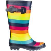 Zapatos Niños Botas de agua Cotswold  Multicolor