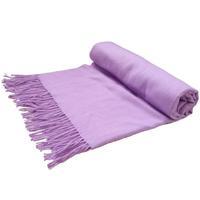 Accesorios textil Mujer Bufanda Eastern Counties Leather  Malva