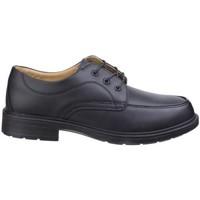 Zapatos Mujer Derbie Amblers FS65 SAFETY Negro