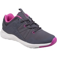 Zapatos Mujer Zapatillas bajas Cotswold  Gris/Fucsia/Blanco