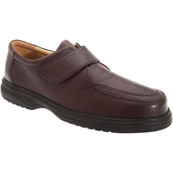 Zapatos Hombre Derbie Roamers  Marrón
