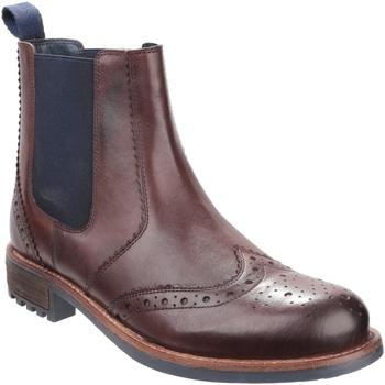 Zapatos Hombre Botas de caña baja Cotswold  Marrón