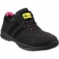Zapatos Mujer Zapatillas bajas Amblers  Negro