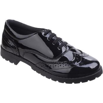 Zapatos Niña Derbie Hush puppies  Negro