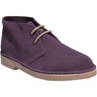 Zapatos Hombre Botas de caña baja Roamers  Burdeos