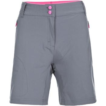 textil Mujer Shorts / Bermudas Trespass  Gris