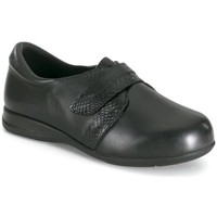 Zapatos Mujer Mocasín Calzamedi SUAVE NEGRO