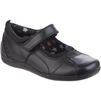 Zapatos Niña Bailarinas-manoletinas Hush puppies  Negro