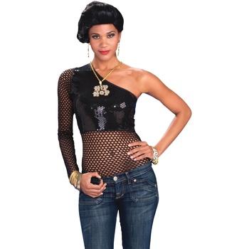 textil Mujer Tops / Blusas Bristol Novelty  Negro
