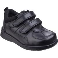Zapatos Niño Zapatillas bajas Hush puppies  Negro