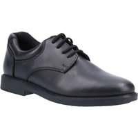 Zapatos Niño Derbie Hush puppies  Negro
