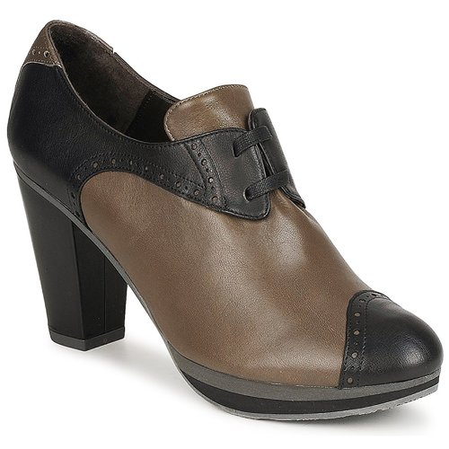 Zapatos Mujer Low boots Audley GETA LACE Marrón