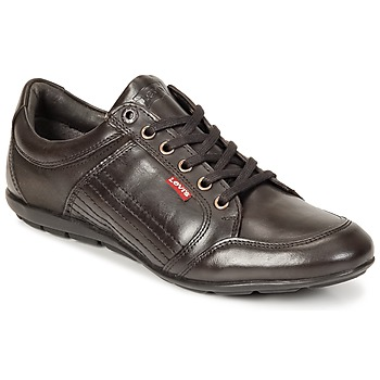 Zapatos Hombre Derbie Levi's TOULON Marrón